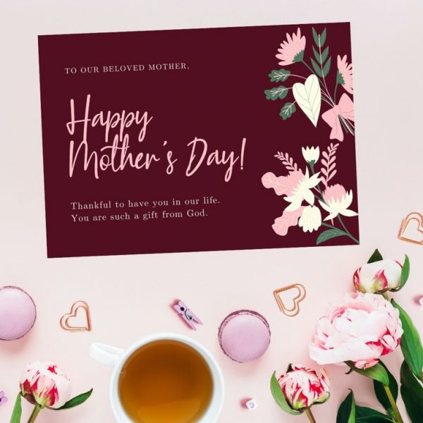mothers day free card
