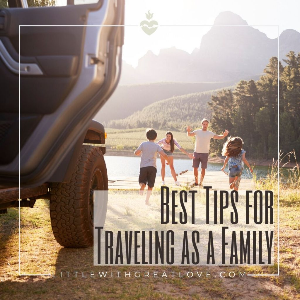 traveling as a family