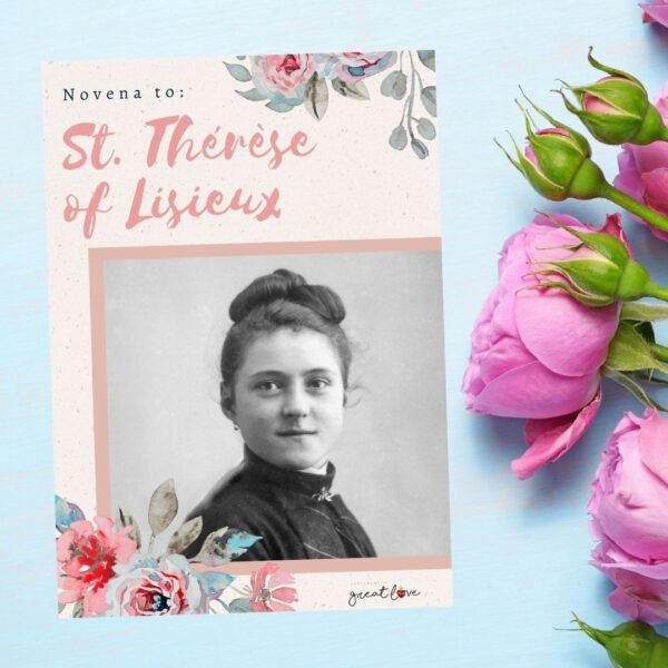st therese novena
